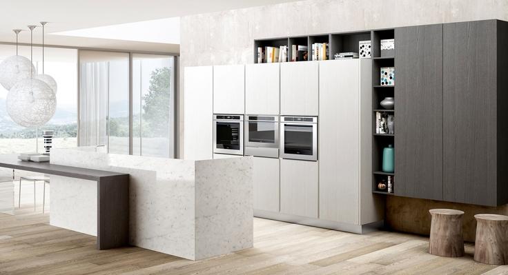 13 best Cucine Moderne - Plana images on Pinterest | Kitchen ...
