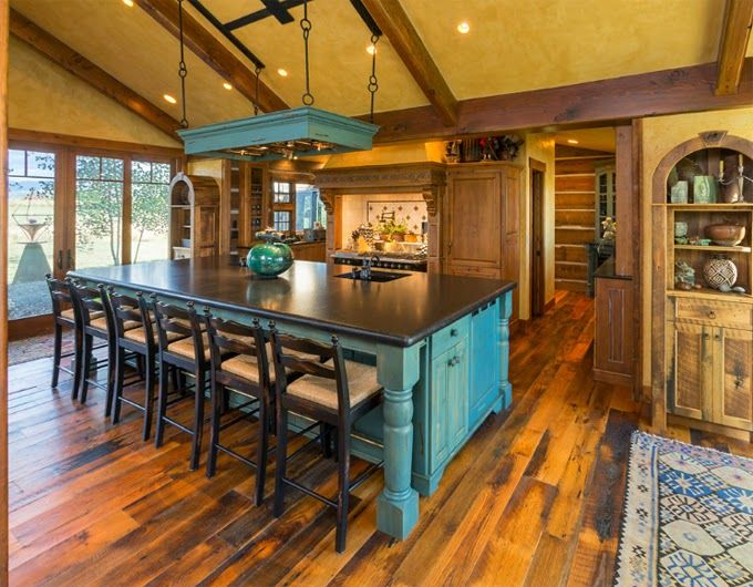 This post is dedicated to my outdoor enthusiast husband Chris who is celebrating his birthday today! Pretty sure it'd be his dream to move to this incredible Steamboat Springs, Colorado home …