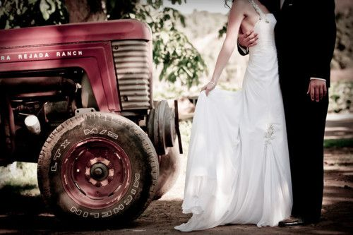 LOVE this with the tractor only I'd want a green one ;)