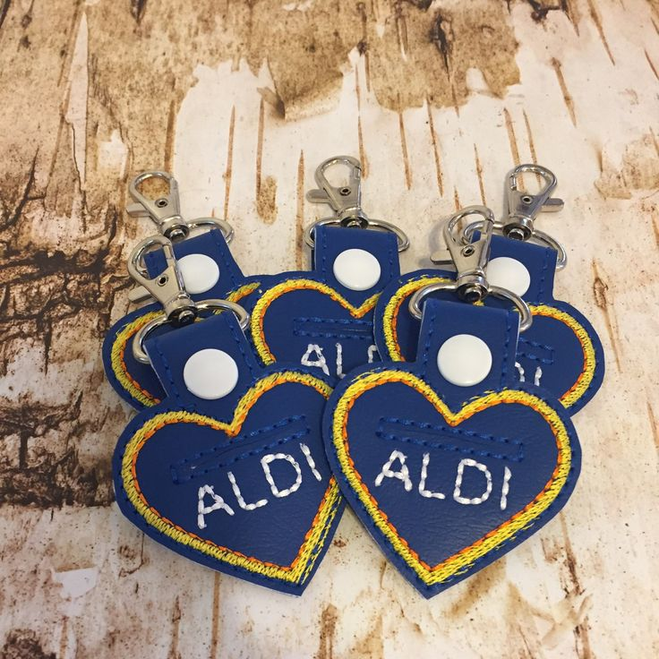 Aldis keychains are back in stock!