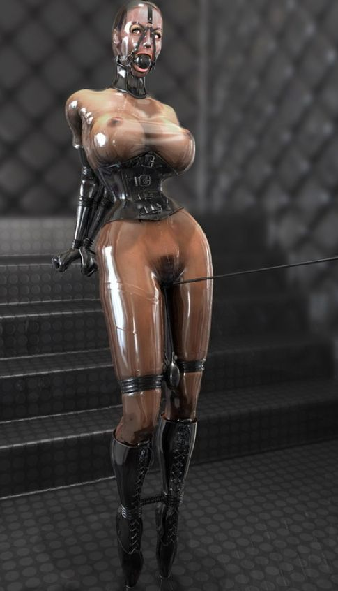 Opinion latex doll bondage porn recommend you