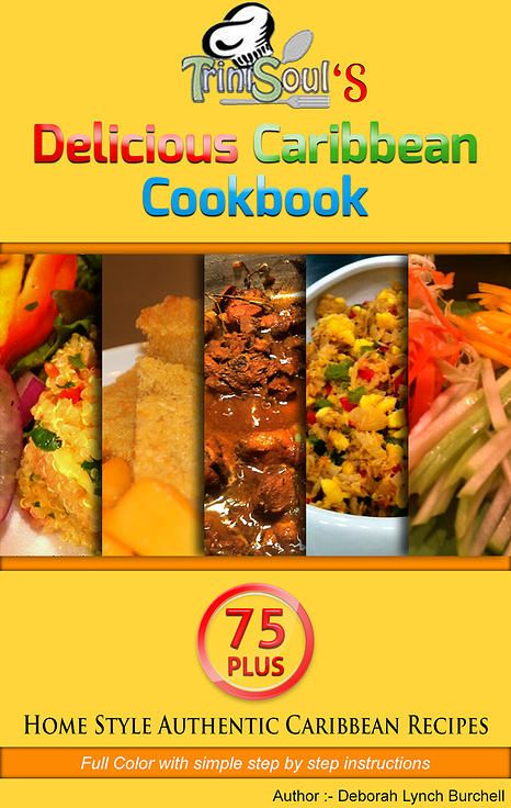 484 best african american cookbooks images on pinterest african delicious caribbean cookbook ebook with recipes fandeluxe Document