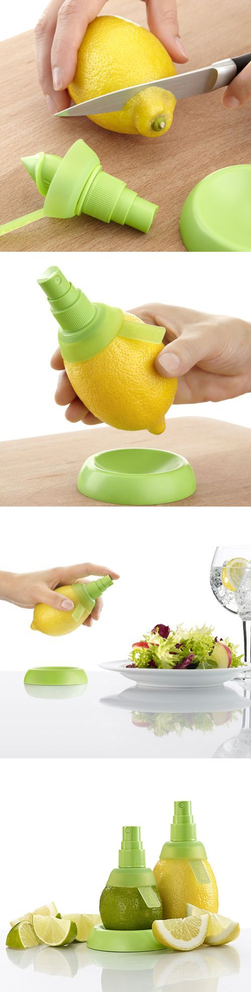 Lekue Citrus Spray - great invention!