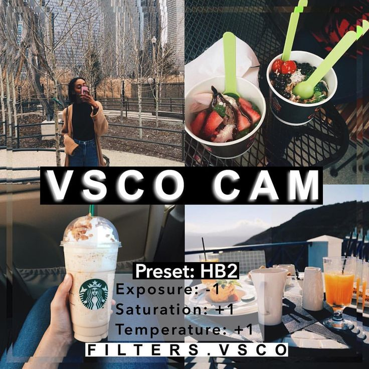 """Vsco Cam & Afterlight Filters on Instagram: """"Here's a filter that adds more warmth and saturation to pics. Thank you @uhh.jean @uewgh @maddyem for the pics!"""""""