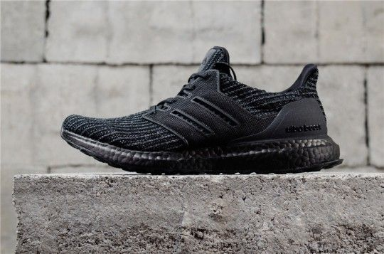 deff2dc36d50c Adidas Ultra Boost 4.0  Triple Black  BB6171