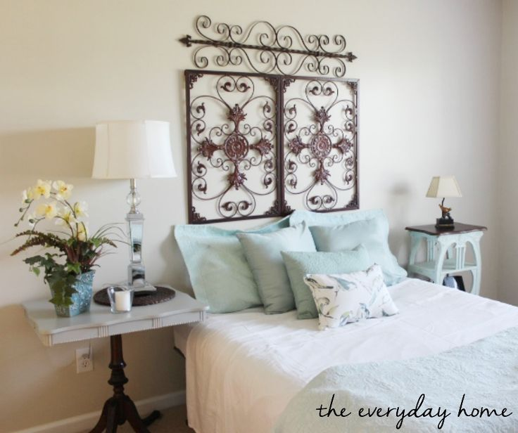 35 best images about unique headboards on pinterest diy for Painted on headboard