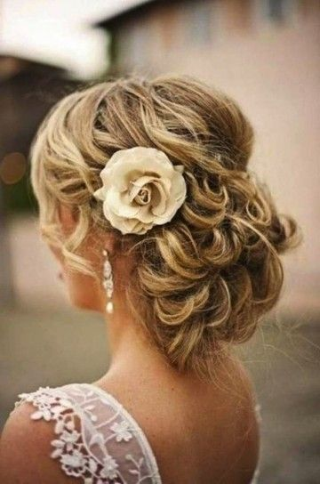find this pin and more on recogidos novias 2017