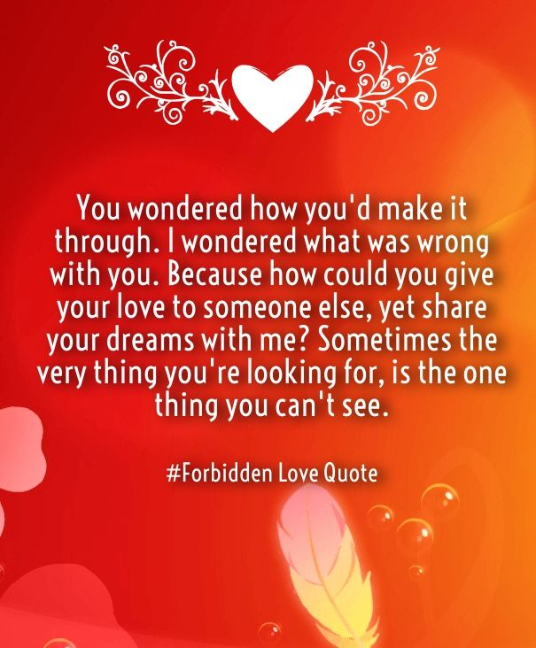 Love Quotes For Her Download: Best Quotes About Forbidden Love