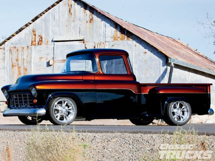 1955 chevy truck | Camionetas clásicas modificadas » 1955_chevrolet_truck+side                                                                                                                                                                                 Más