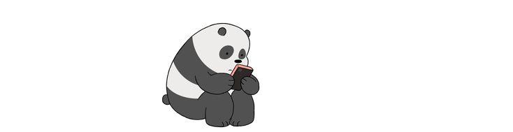 Panda #telefono#pando#clasico de pando