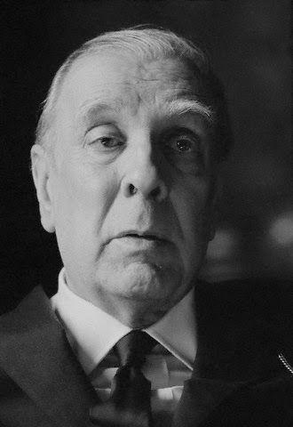 Jorge Luis Borges: La última sonrisa de Beatriz - Foto: Borges por Diego Goldberg  - Sygma/Corbis 1973 http://borgestodoelanio.blogspot.com/2014/08/jorge-luis-borges-la-ultima-sonrisa-de.html