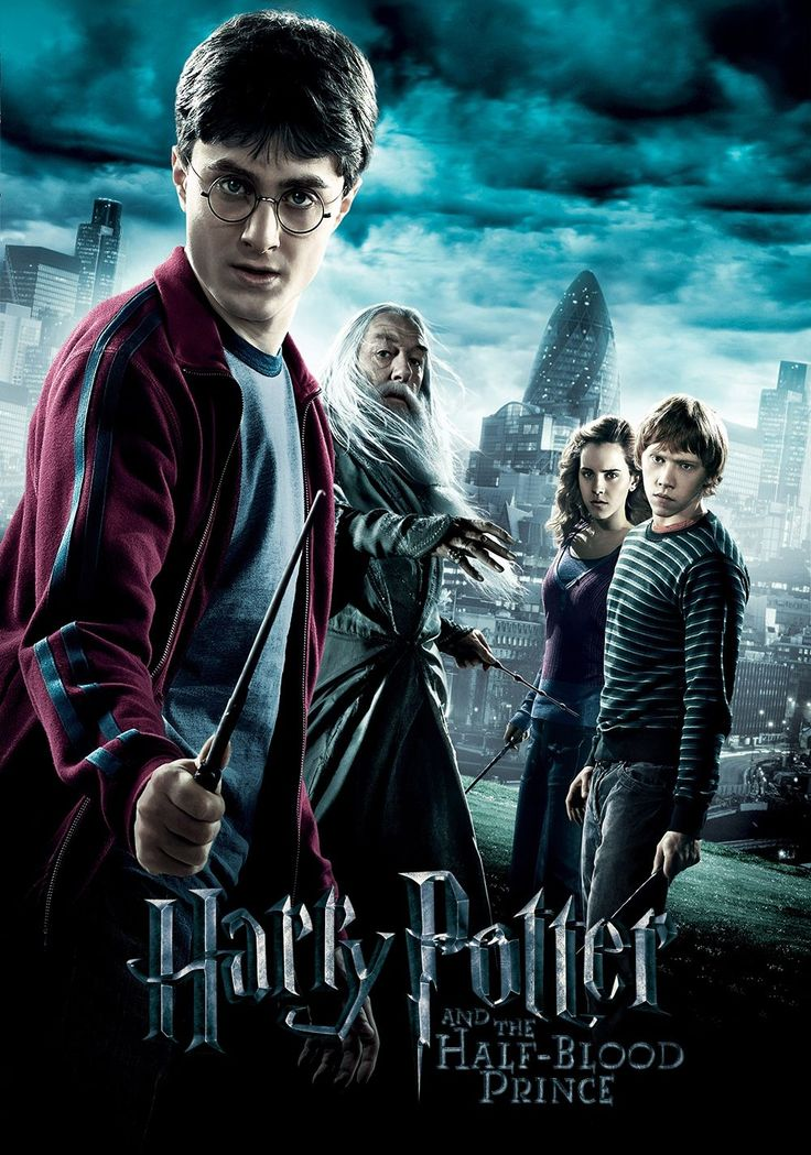 Harry Potter and the HalfBlood Prince (2009) Harry