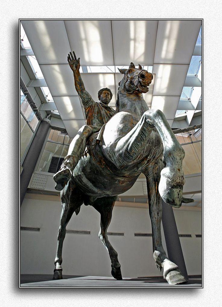 Statua equestre di Marco Aurelio