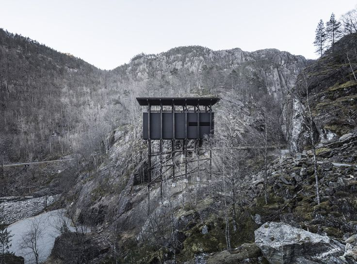 Gallery of The Noble Simplicity of Peter Zumthor's Allmannajuvet Zinc Mine Museum - 7