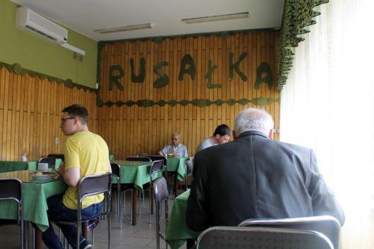 Bar Mleczny Rusałka Warsaw (by Ola Synowiec)