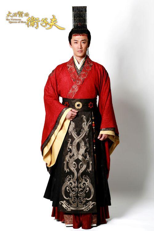 chinese hanfu (emperor). Raymond Lam