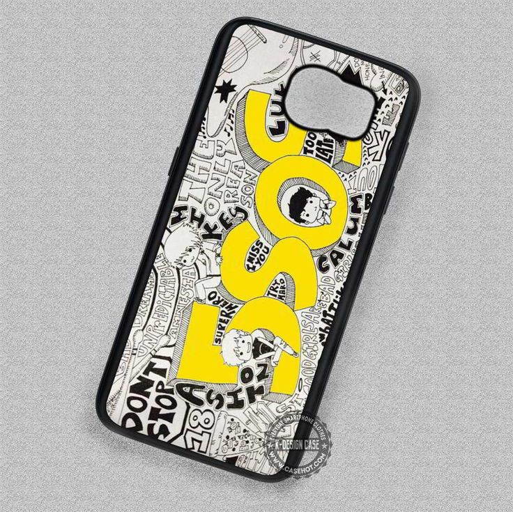 5 Seconds Of Summer Art Collage - Samsung Galaxy S7 S6 S5 Note 5 Cases & Covers
