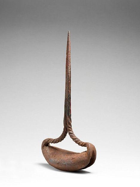 Bell, 20th century. Toma(?) people, Liberia. Iron. The Metropolitan Museum of…