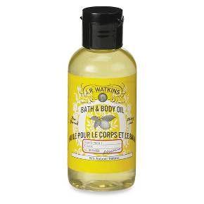 J.R.Watkins Lemon Bath and Body Oil - 4 oz : Target
