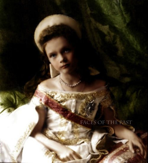 Grand Duchess Tatiana 1904 by ~VelkokneznaMaria on deviantART