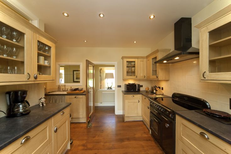 Lodge best kitchen