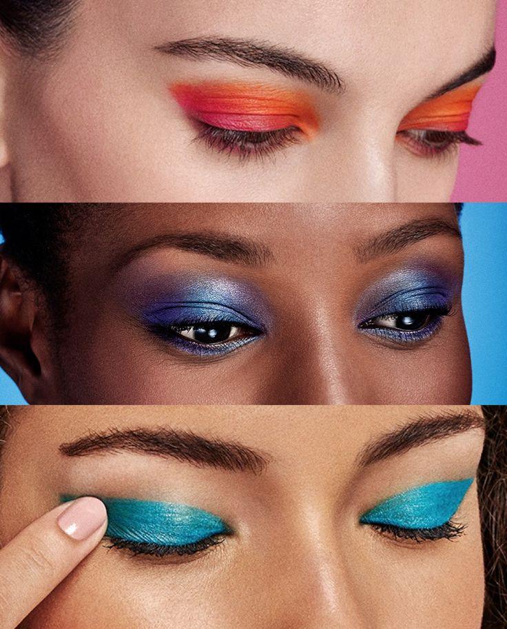 Saiba quais são as principais técnicas para potencializar as cores quando o visual pede um olho bem marcado