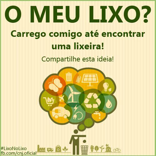 Grupo Ecológico Sentinela dos Pampas: O que você faz com seu lixo?