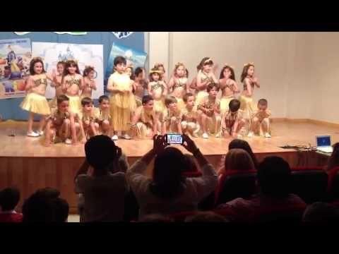 Colegio la Piedad fin de curso 5 años - YouTube