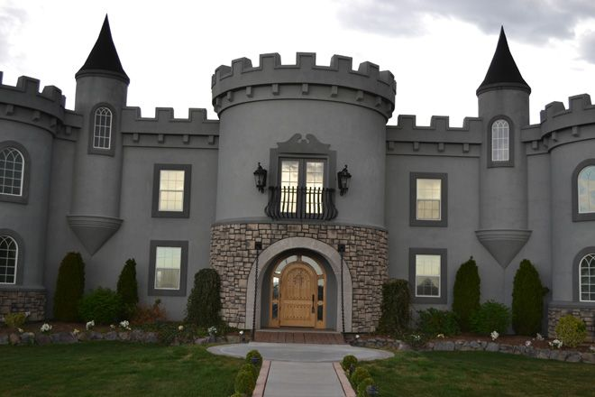 420 best images about icf home ideas on pinterest for Castle modular homes