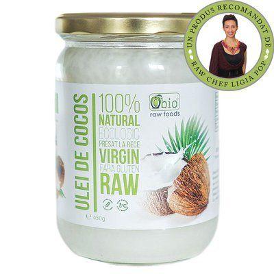 Ulei de Cocos virgin Organic 450g