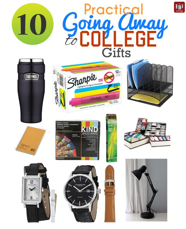 10 going away to college gifts that are practical