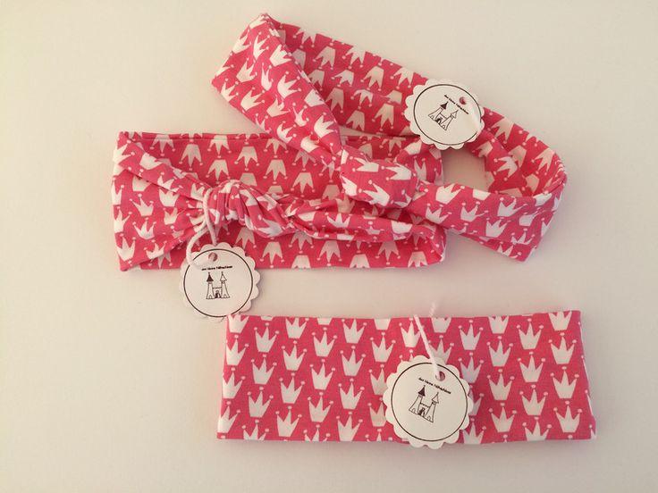 Haarbänder - ★ Haarband / Stirnband mit Knoten ★ - ein Designerstück von…