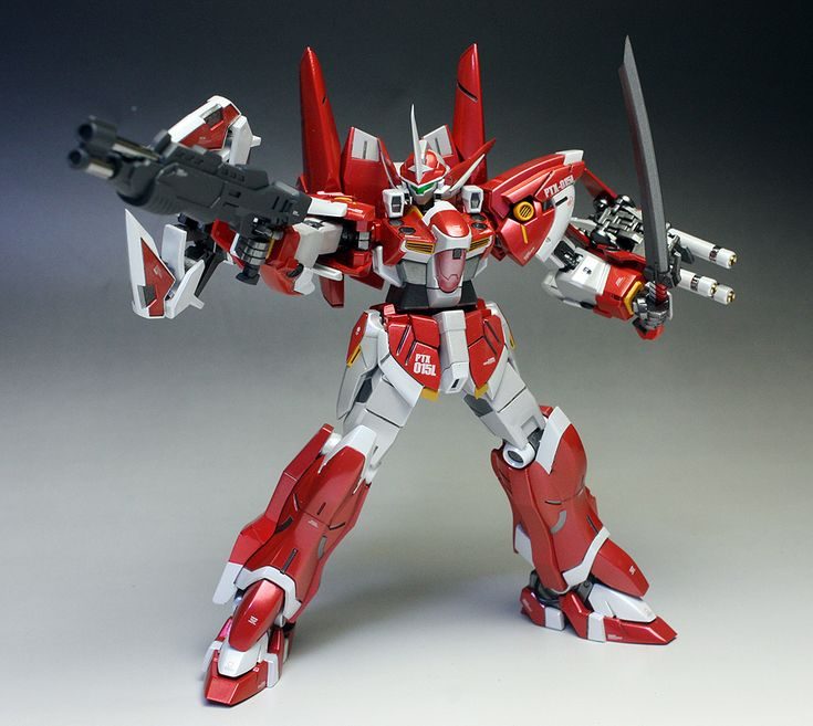 SRW OG 1/144 PTX-015L WildWurger