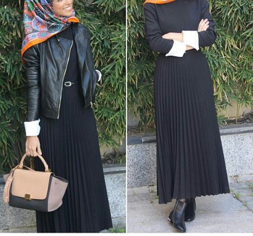 fashion, girl, and hijab εικόνα
