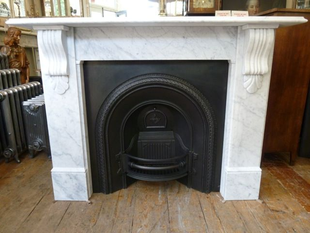 17 best ideas about marble fireplace surround on pinterest for White marble fire surround