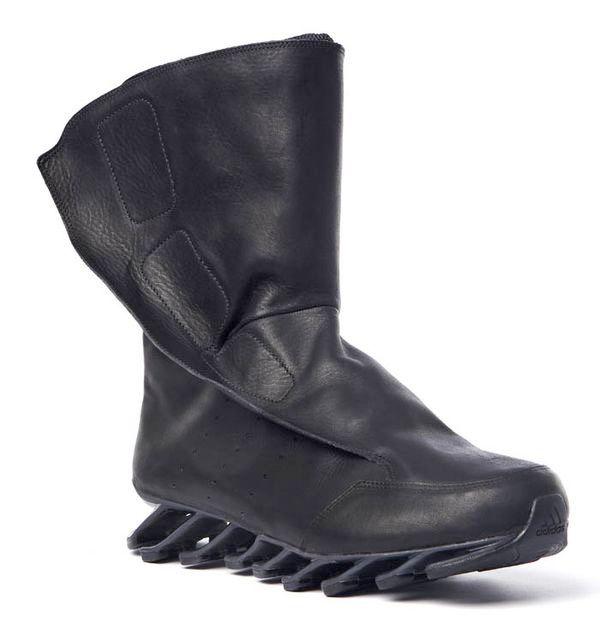 Sneakers futuristes rick owen