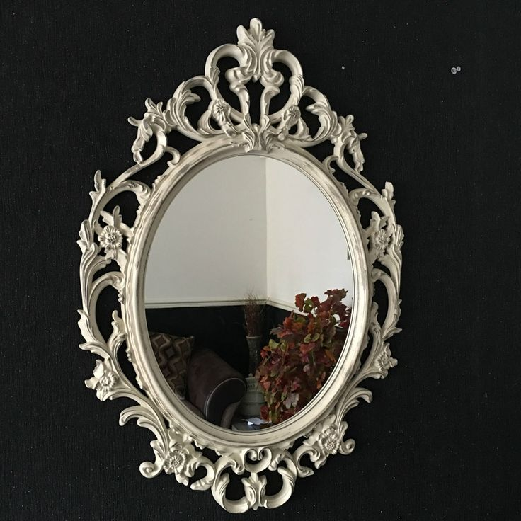 ANTIQUE STYLE ROCCO ORNATE WALL MIRROR DRESSING BATHROOM LARGE WALL MIRROR 57X83 in Home, Furniture & DIY, Home Decor, Mirrors | eBay!