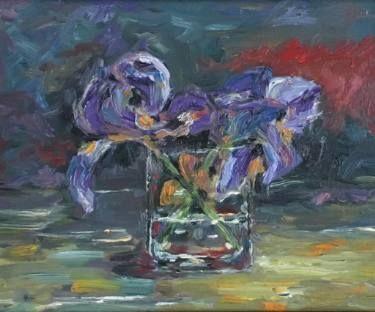 Irises - Iulia Deme