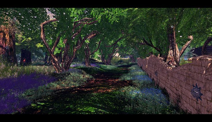 Fantasy Faire 2013 - Fairelands Junction ~ The Vale of Rememberances 2