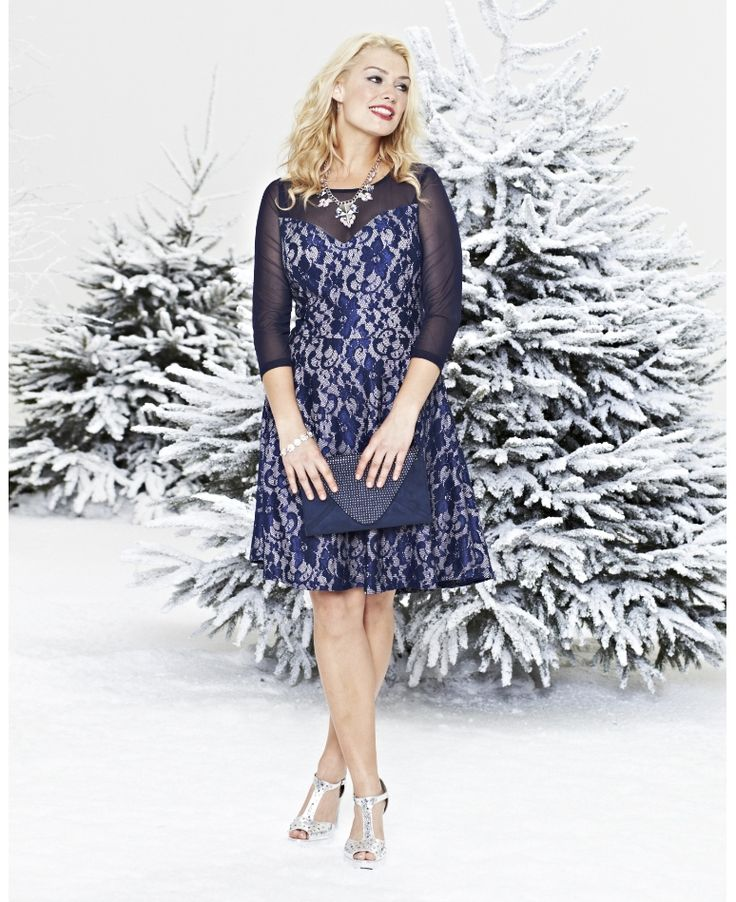 7 Best Dresses For Christmas Wedding Images On Pinterest Plus Size