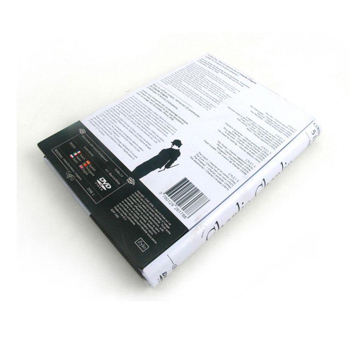 Book Shape Metal Disc Holder
