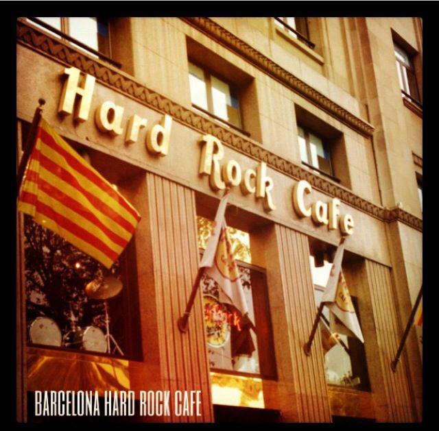 Hard Rock Cafe - Barcelone - Spain