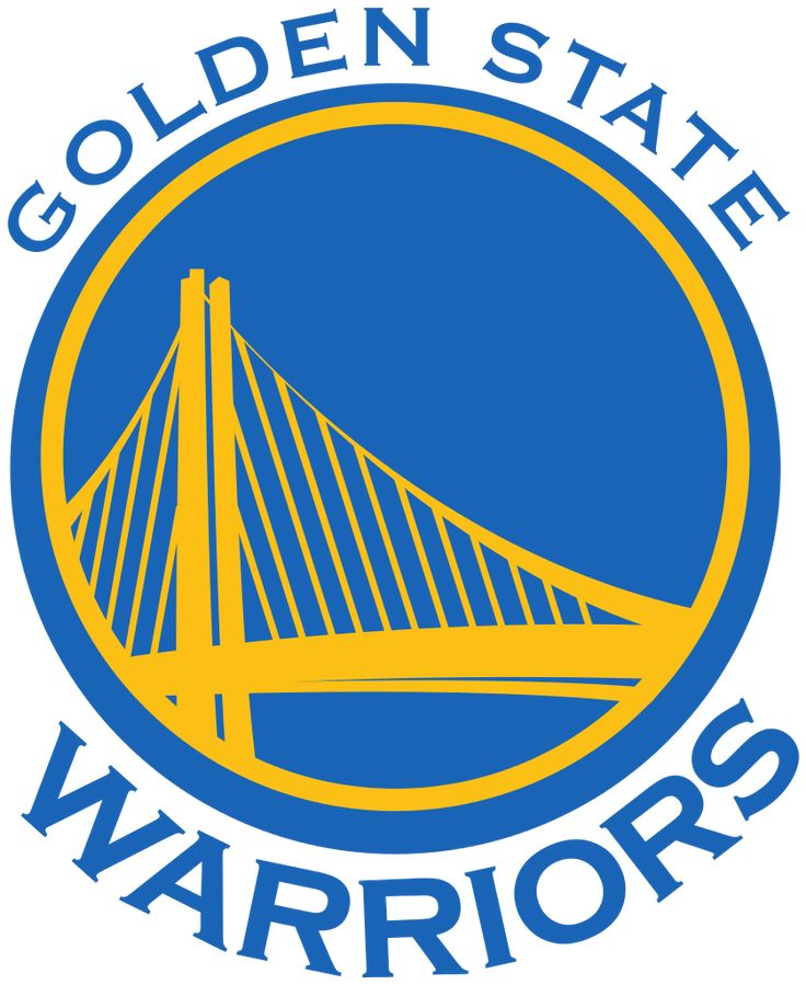 Golden State Warriors Edible Cake, Cupcake & Cookie Topper