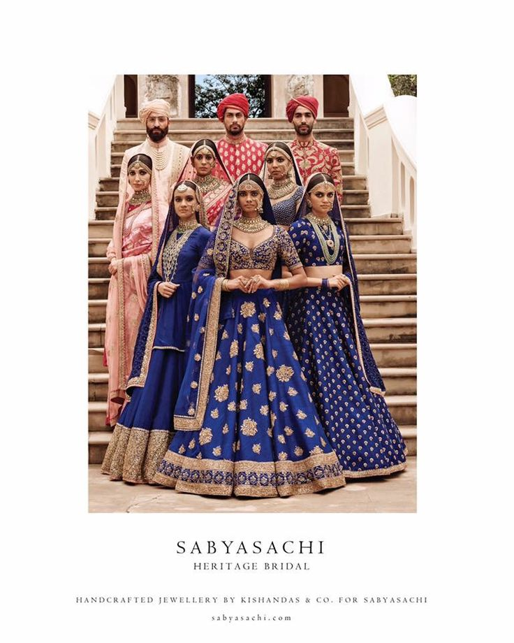 Sabyasachi Heritage Bridal 2016