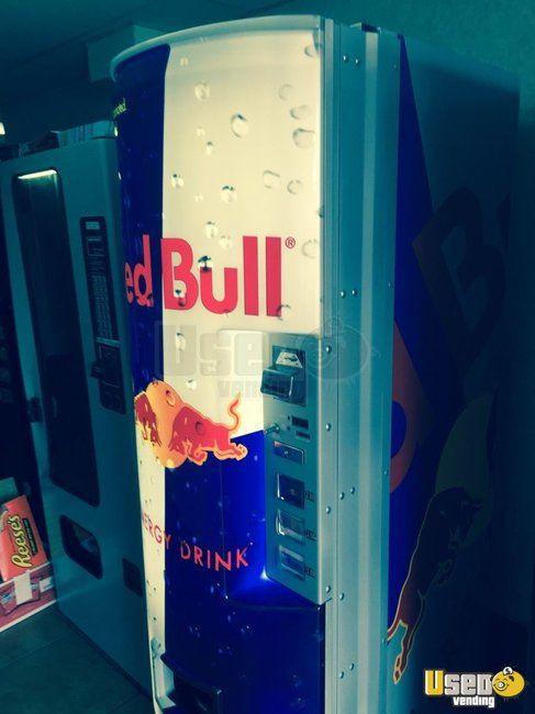 commercial vending machine drive up kiosk for