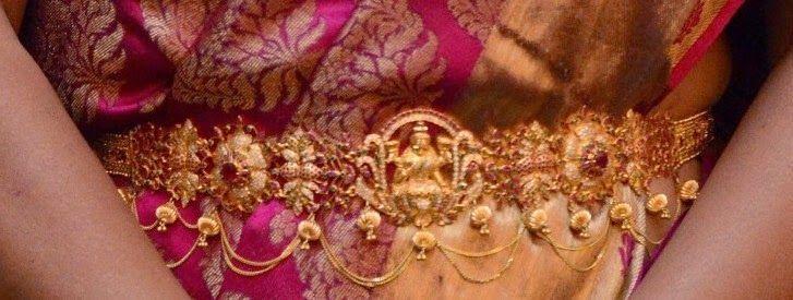 Hema in Fancy Vaddanam | Jewellery Designs