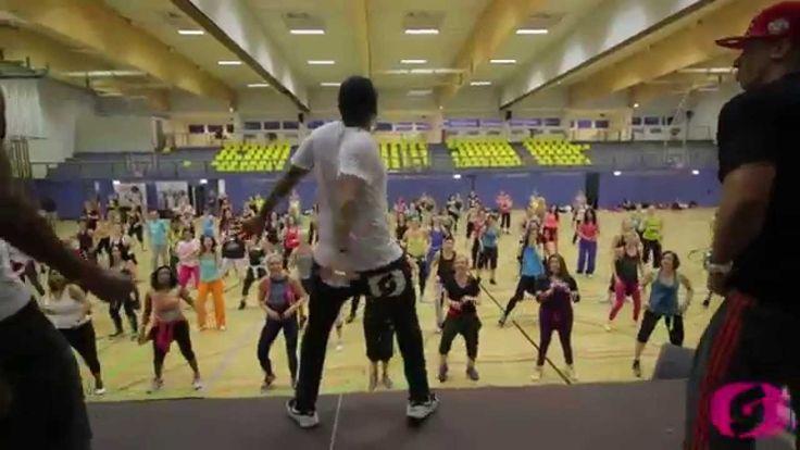Nicky Jam TRAVESURAS - Salsation choreography by Alejandro Angulo