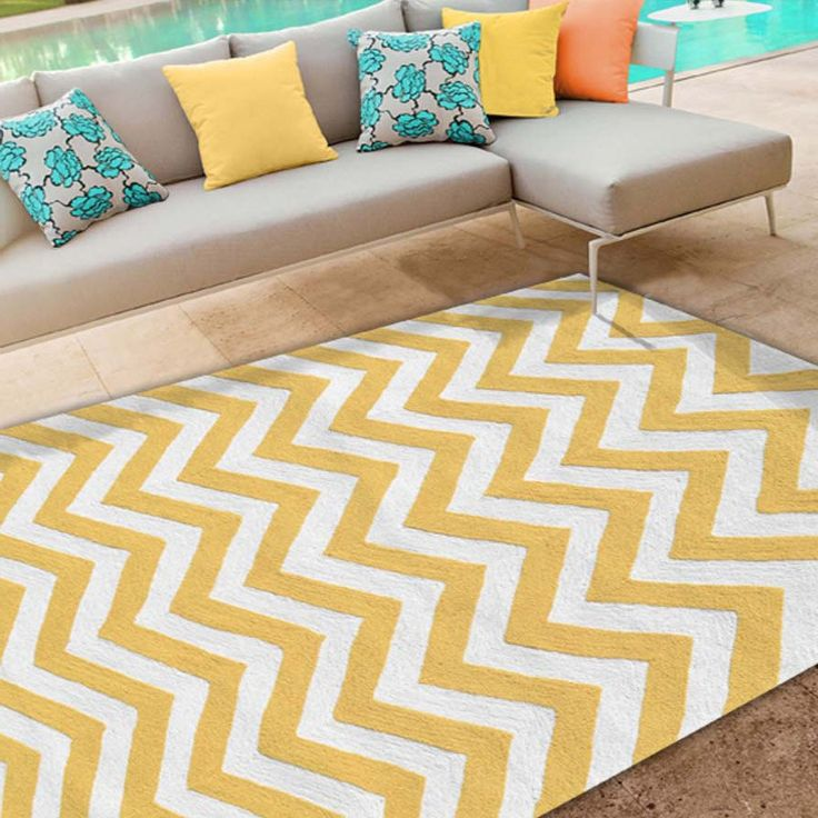 25 Best Ideas About Teal Rug On Pinterest: 25+ Best Ideas About Yellow Chevron Rugs On Pinterest