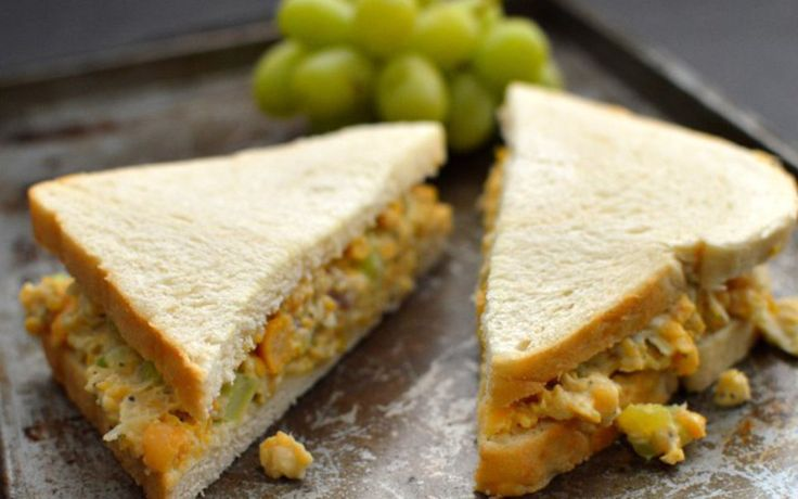 Whether you loved or loathed tuna fish sandwiches as a kid, we have a good feeling that this recipe will quickly become your packed lunch go-to.