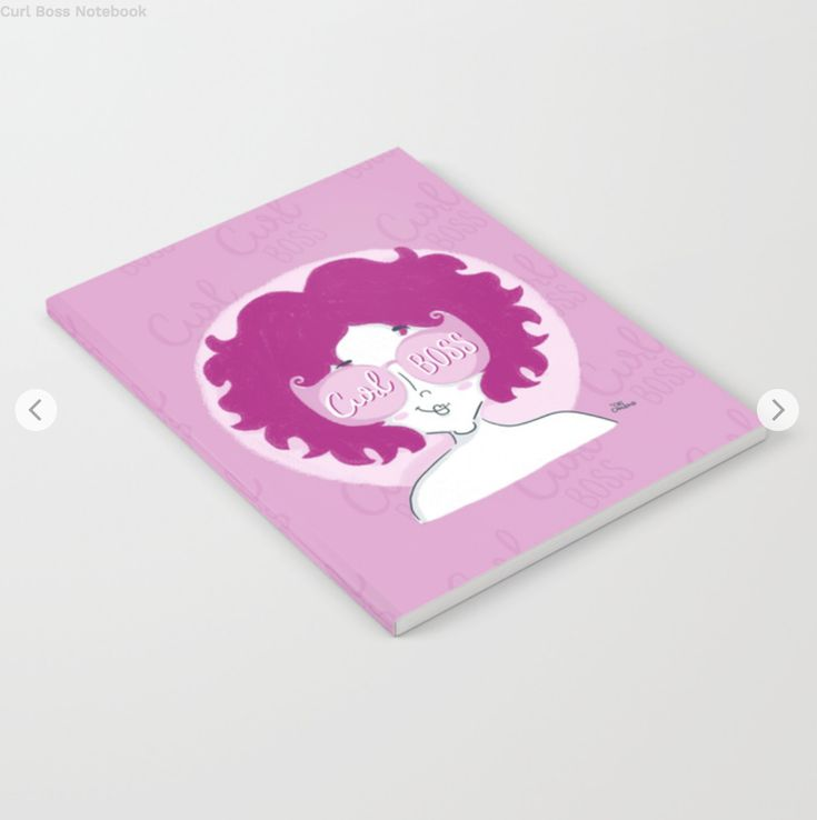 Curl Boss Planner! for curly girls